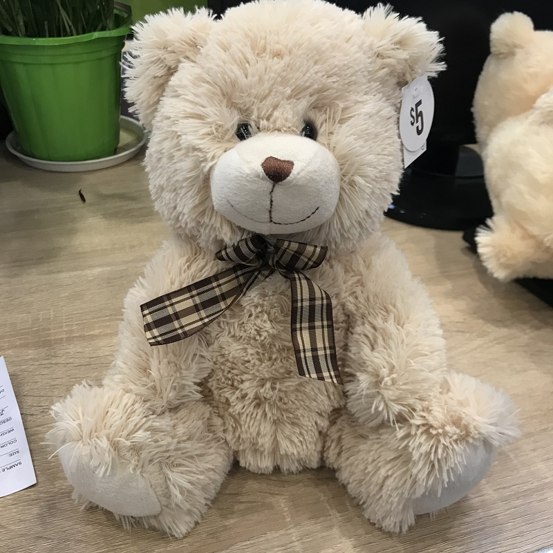 New style teddy bear plush soft toy for sale