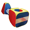 Kids indoor play tents and play tunnel cube lowest price