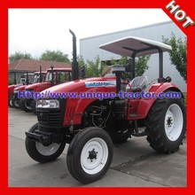 professional 70HP 4x4wd tractor truck with tractor cabin