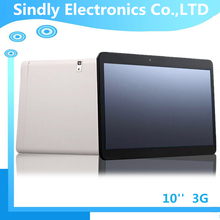 2014 newest 10inch dual core arrival- mobile computer top 10 mtk6572 ips screen, built in 3g ips screen
