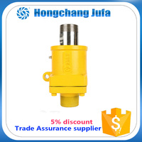 China supplier 1.1/2'' bsp Custom rotating syphon use rotary coupling