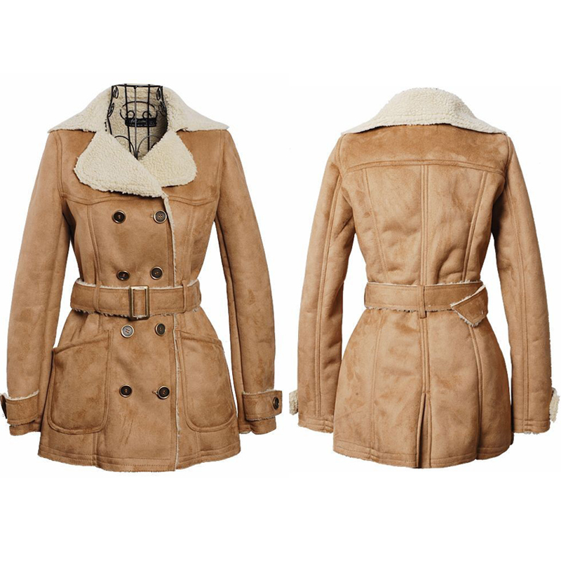 Cheap Shearling Lined Coat, find Shearling Lined Coat deals on ...