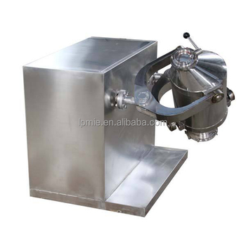 Small size 3D Movement Mixing machine for dry coffee and sugar powder blending