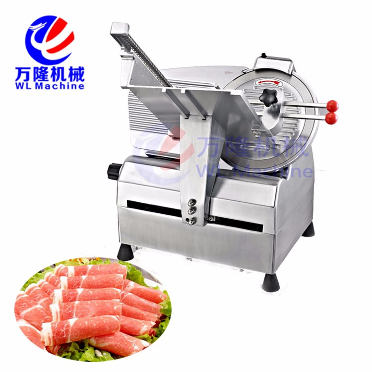 DR-SA250 Frozen meat cutting machine/Cooked beef Slicer