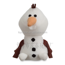 frozen dolls snowman olaf plush toy Factory direct sale character image