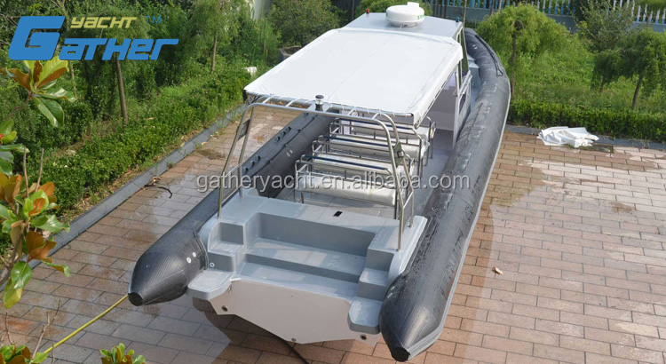 Gather Yacht 12m rigid inflatable boat for sale