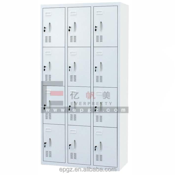 24 Door cabinet locker for depositories valuables,steel lockers locks