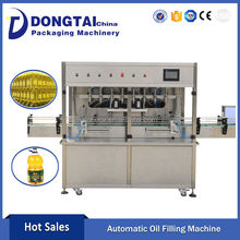 sunflower oil barrel filling machine