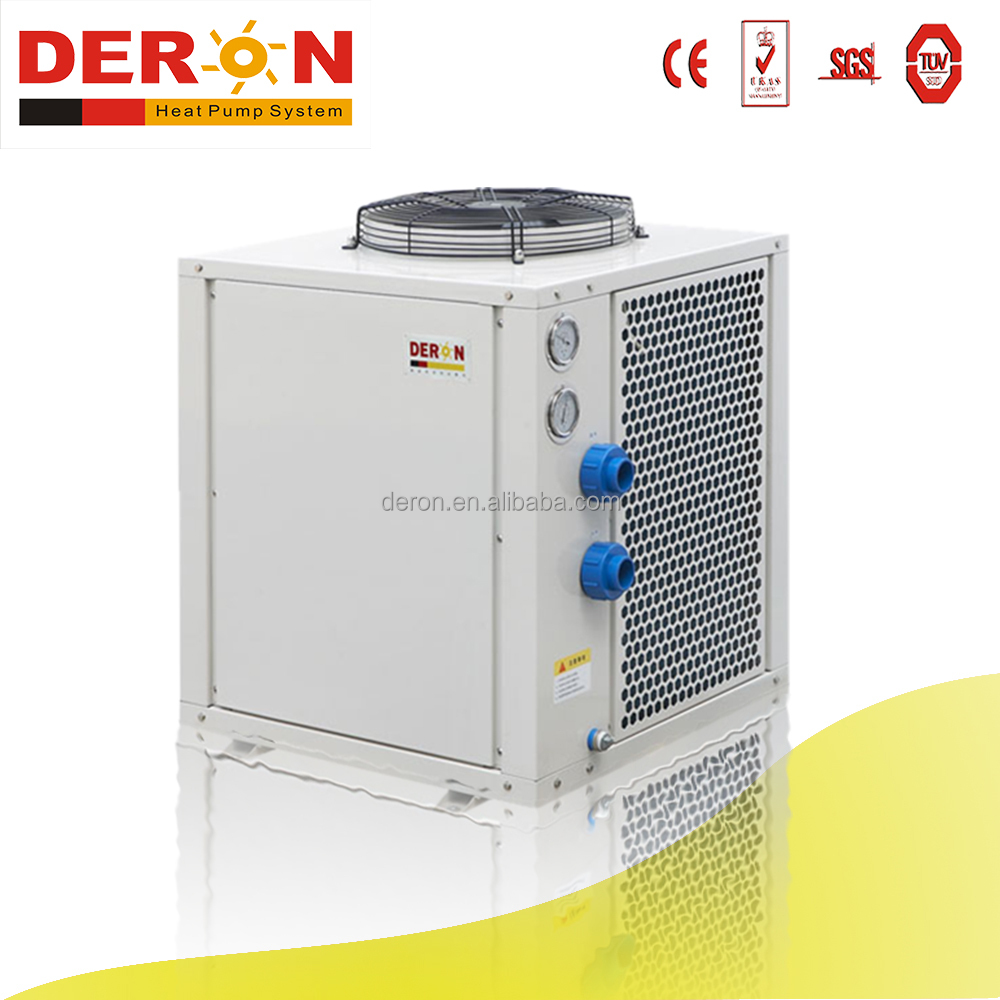 Swimming Pool Heaters Product : China deron swimming pool heater portable heat pump