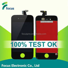 China wholesale lcd screen for iphone 4