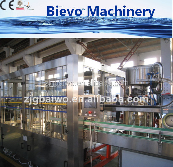 CE Fruit/Concentrate juice hot filling equipment/plant/machine