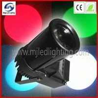 Pro black or white shell be used at jewelry shop led pinspot 10 watts