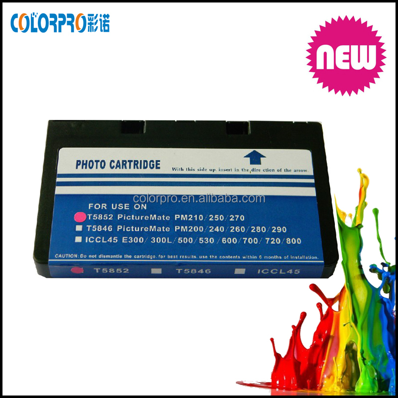 Ink cartridge for epson T5852 ink cartridge for pm245 for Epson PM210/215/2545/250/270/310/410