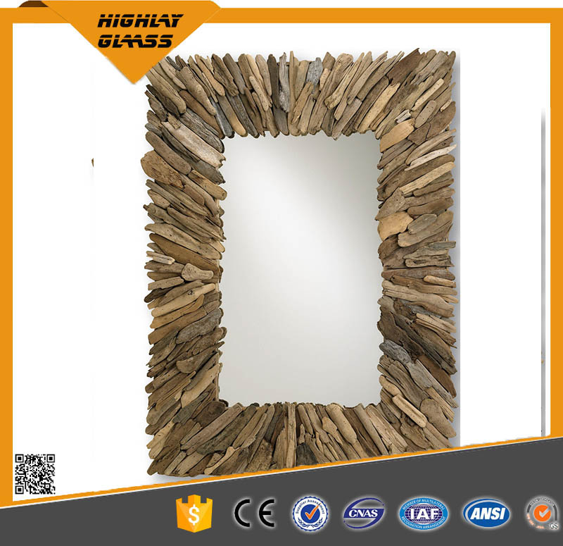 Hot sale decorative aluminum parabolic mirror