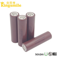 Best Selling Lg 18650 Li-ion Battery 3000mah Lg 18650hg2 3000mah Hg2 35a Max. Discharge Rechargeable 18650 Battery