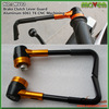 "Universal 7/8"" 22mm CNC Aluminum Motorcycle Lever Guard Protector System MV02"