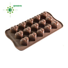 Food Grade Multi Function Silicone Cake Mold, professional Chocolate Mould, chocolate form