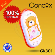 Concox low cost mobile phone with gps GK301