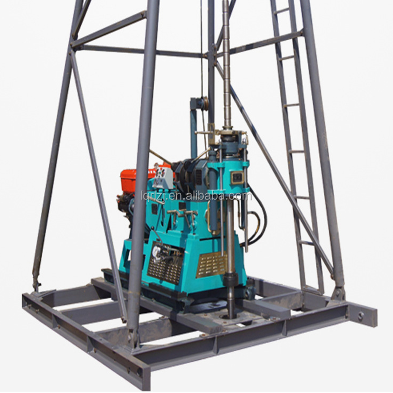 Good price China made shallow water well drilling MACHINE