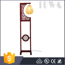 Hot sale Modern Decoration Wood lighting standing floor lamp for home indoor decoration