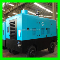LGCY-12/10 diesel mobile portable screw air compressor