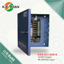 import china goods KASMAN KAS-DC120932 digital camera / poe ip camera 96-264vac Power supply