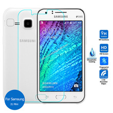 For Samsung Galaxy J1 mini 2016 Tempered Glass Screen Protector Cover 2.5 9h Safety Protective Film on J1Mini