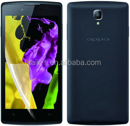 anti blue light / anti UV protective film for Oppo Neo 5, 100% prevent 380-400nm Uvtmax , prevent skin from chloasma, freckles