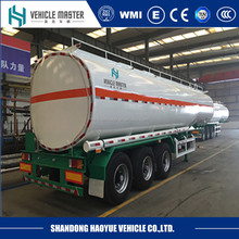 New commercial vehicle 20000 liters fuel tank truck for sale