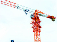 QTZ63 series 5010 model tower crane products specification tower crane tental