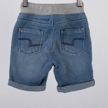 Shorts jeans for boy Kids boys plain short jeans