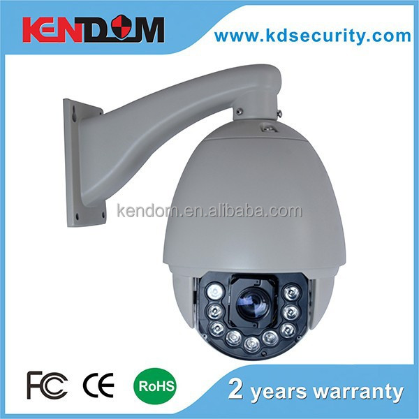 Kendom Analog 36X Zoom Module High speed dome camera PTZ angle horizontal 360 degree vertical 90 degree cctv camera