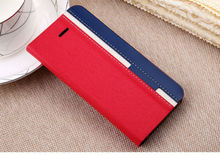 New product fashionable made in China colorful customized wallet leather case with card stand for Blackberry 9620/Q5/Z5/A10