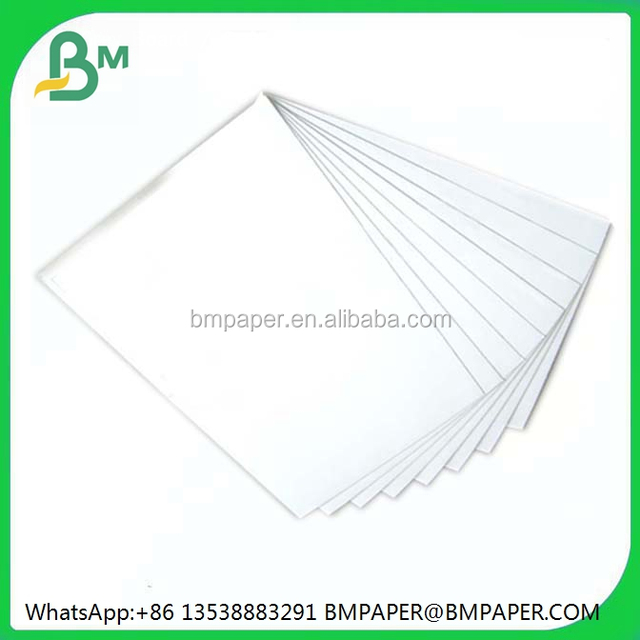 Factory outlets Duplex Paper Grey Back / white face coated