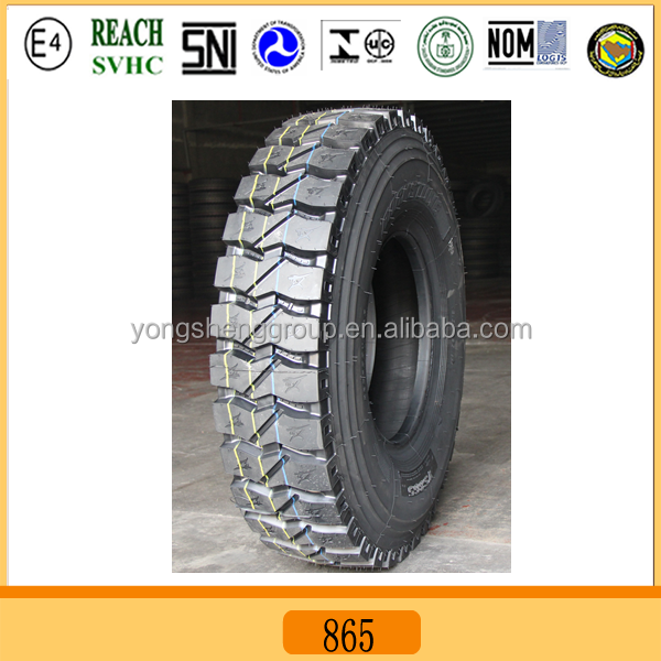 14 ply China good quality tires 750r16 radial truck tyre