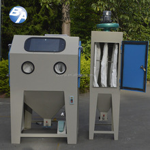 new design industrial sandblast cabinet /Sand Carving Equipment / Pulsar III-PE Pressure Blast Cabinet