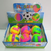 10.0CM light up volleyball ball toys for Children