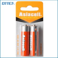 aa r6p 1.5v with blister card oem dry cell battery sizes