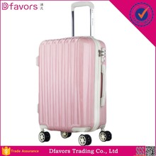 Brand new decent travel luggage small suitcases best hard luggage multiple colors