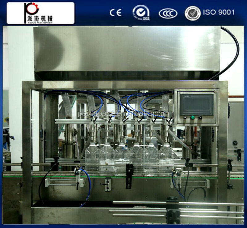 shanghai manufacture automatic filling machine drink prices