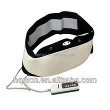 2015 new products therapeutic stomach warmer slimming massage belt