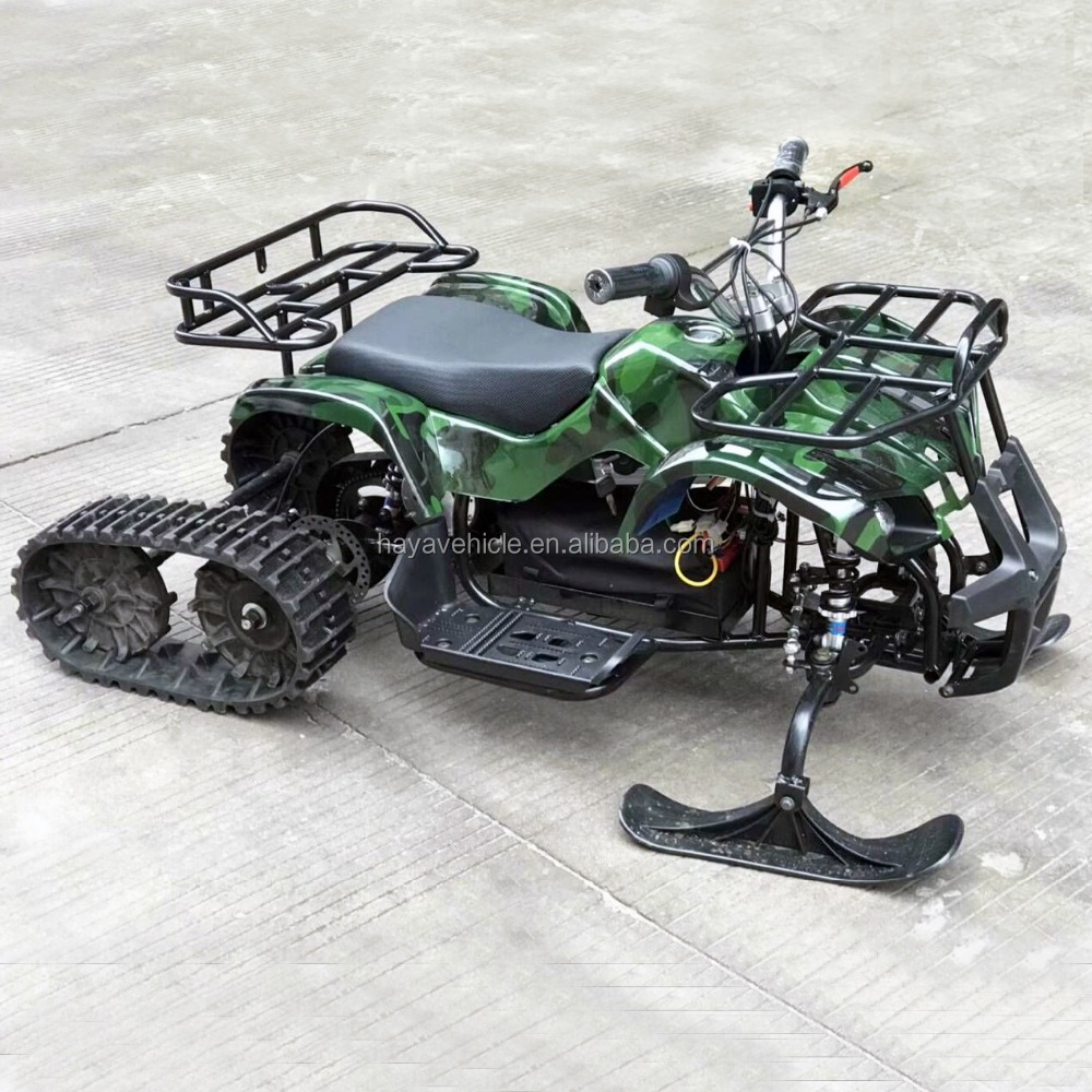 Kids 500w Electric ATV Electric Snowmobile
