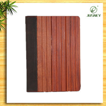 high end bamboo and wood case for ipad /for ipad leather case/leather cover
