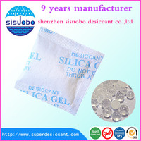 Silica gel for transformer of food desiccant