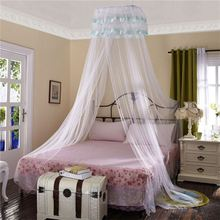 free samples stainless steel white bed canopy for adult