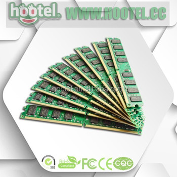 Full tested memory chip for DDR2 2gb 667mhz ram with high quality longdimm