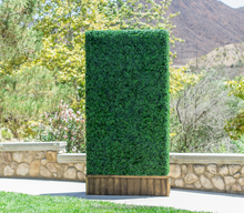 Economical Artificial Green Boxwwod Hedge Fence