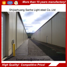 Q235 Q345B Cheap SGS certified prefab steel structure warehouse