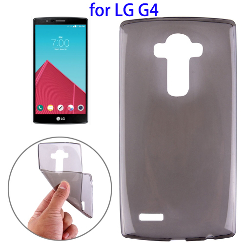 Best Seller 0.75mm Ultrathin Case for LG G4 Back Cover Transparent