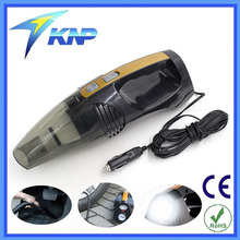 DC 12V 4 In 1 Tire Inflator Car Vacumn Cleaner Multifunctional Inflator